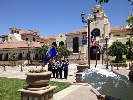 Temecula City Hall, National Day of Prayer, 2013