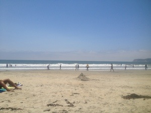 Where Do You Beach Coronado Island San Diego Temecula