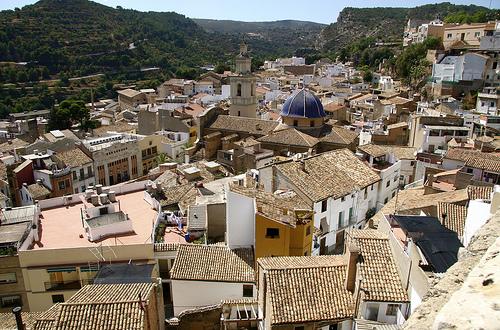 Bunol, Spain, (c) Puukibeach via Flickr