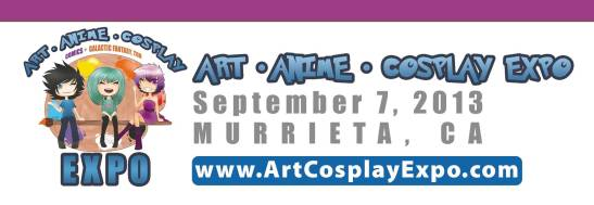 Cosplay event in murrieta