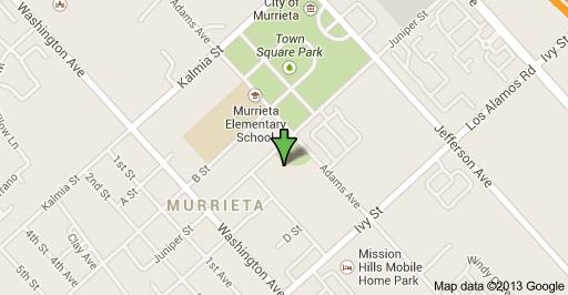 murrieta community center