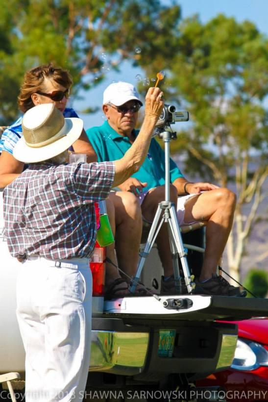 Tailgating at the Temecula Valley Polo Club (c) Shawna Sarnowski