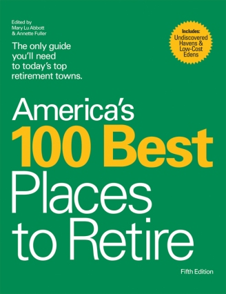 100 cities, handpicked from editors of Where to Retire magazine.