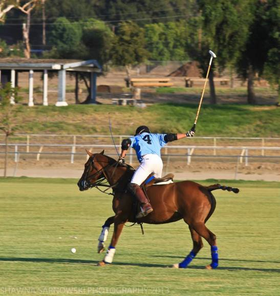 Temecula Valley Polo Club Humanity of Justice team 2013 (c) Shawna Sarnowski