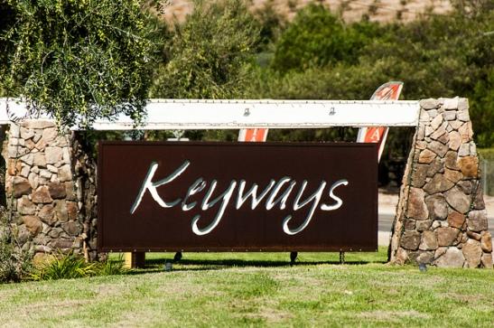 Keyways Winery in Temecula, Ca