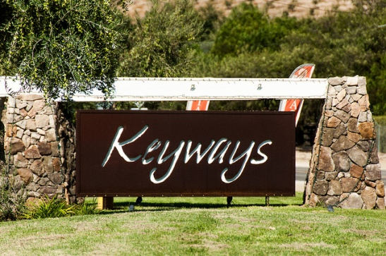 Keyways Winery in Temecula, Ca