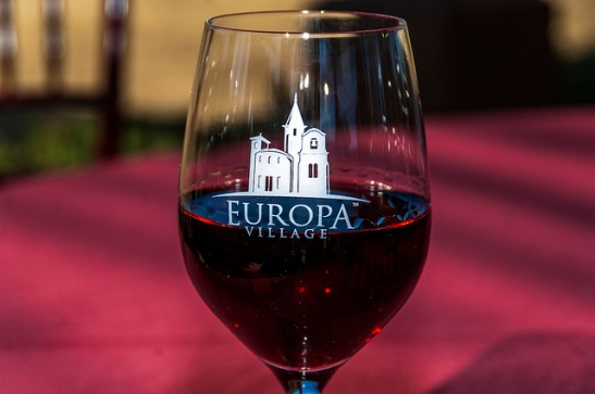 Bolero Libido at Europa Village Winery