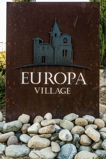 Europa Village Winery invited all to attend the La Tomatina Tomato Fight in the Vines, 2013
