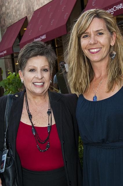 Maryanne Edwards and Ashley Ludwig