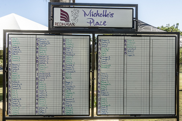 Michelle S Place Celebration Of Life Golf Tournament Sells Out At Temecula Red Hawk Golf Course