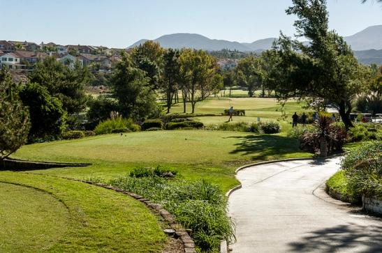 Red Hawk Golf Course Temecula, Ca (c) Crispin Courtenay