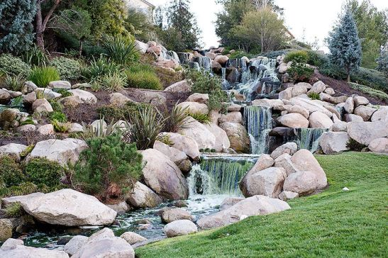 Redhawk Waterfall, Temecula, CA courtesy photo