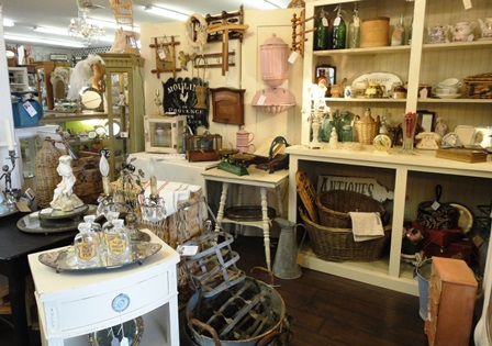 Serendipity Antiques in Old Town Temecula, Courtesy Photo