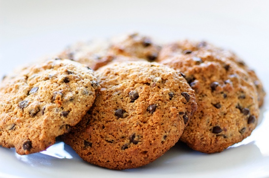 Guaranteed to stay with you, E.A.T. Chocolate Chip Cookies will blow your mind. No other cookie comes close. (c) Crispin Courtenay