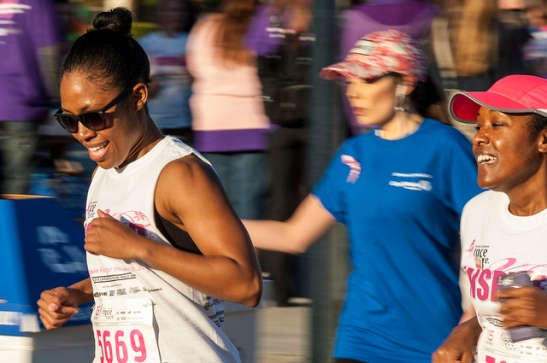 Susan G. Komen Race for the cure in Temecula (c) Crispin Courtenay