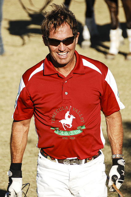 Scott Walker Temecula Valley Polo Club 2013 (c) Crispin Courtenay