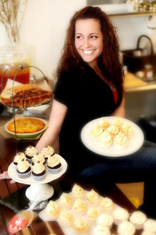 AJs Baking Company's Andrea Maue (courtesy photo)