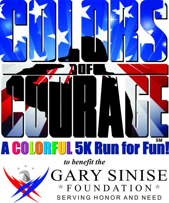 Gary Sinise Colors of Courage 5k run Temecula Big Horse Feed