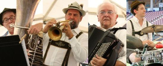 Oktoberfest Oompa Band