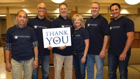 Temecula Volunteers awarded
