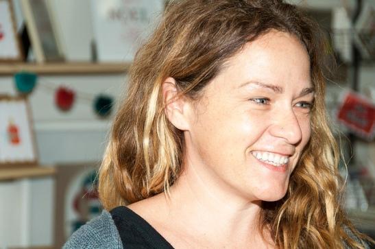 Owner Rebecca Peragine of Kindred Work + Shop (c) Crispin Courtenay