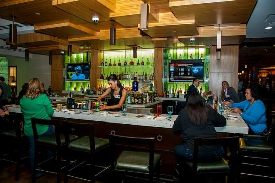 Umi Sushi and Oyster bar at Pechanga Resort and Casino (c) Crispin Courtenay