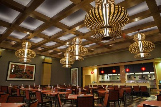 Inside Blazing Noodles at Pechanga Resort and Casino (courtesy)