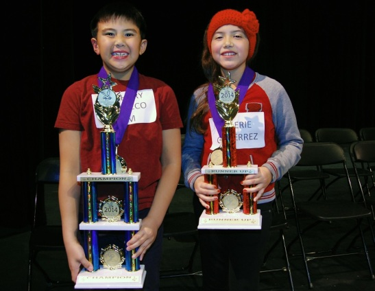Zachary Lim wins Lake Elsinore Unified Spelling Bee
