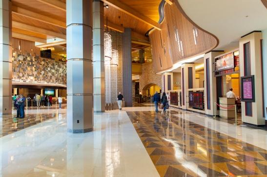 Lobby Walkway by Restaurants in Pechanga Resort and Casino (courtesy)