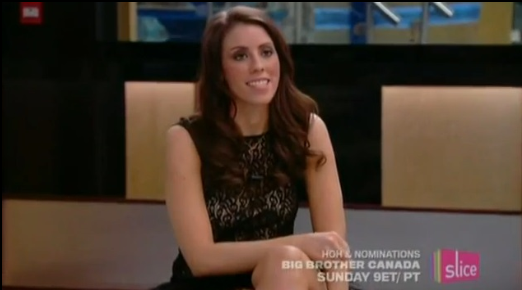 Lilah Stinton of Big Brother Canada