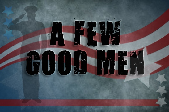 A Few Good Men presented by Temecula Valley Players February, 2014