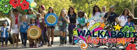 Girl Scouts Walkabout