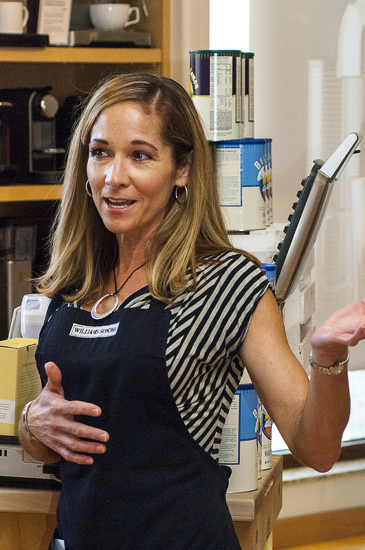 Culinary Concierge, Monica Rigala (c) Crispin Courtenay