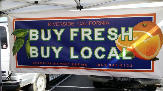 Griffith Farms, Buy Fresh Buy Local at Promenade Temecula's Farmers Market (Ashley Ludwig)