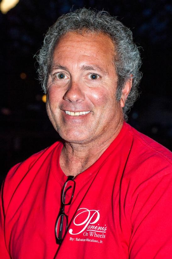 Owner Sam Macaluso (c) Crispin Courtenay