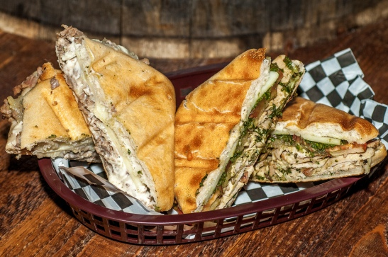 Panini and Hops boasts a well varied menu for discerning Temecula Palates (c) Crispin Courtenay