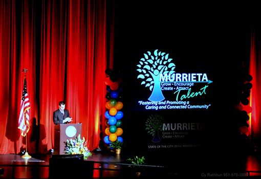 Murrieta's State of the City Address (Heather Rawlings)
