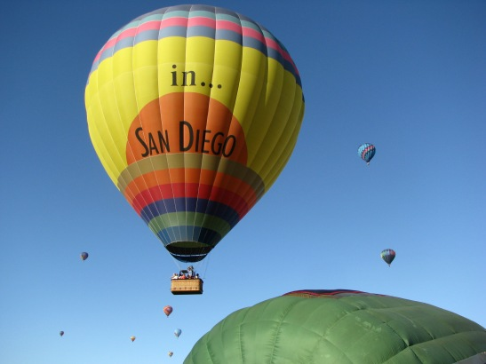 Temecula Valley Balloon and Wine Festival (c) Ashley Ludwig