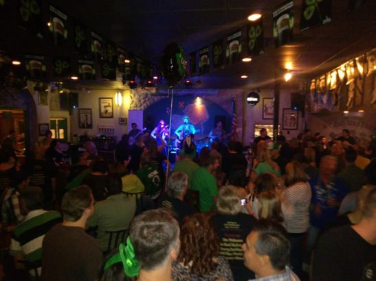 Inside at Shamrock Irish Pub and Eatery, Temecula / Murrieta