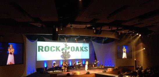 Rock the Oaks tonight at Murrieta's Bridge Church