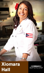 Xiomara Hall competes in 2014 Reality Rally