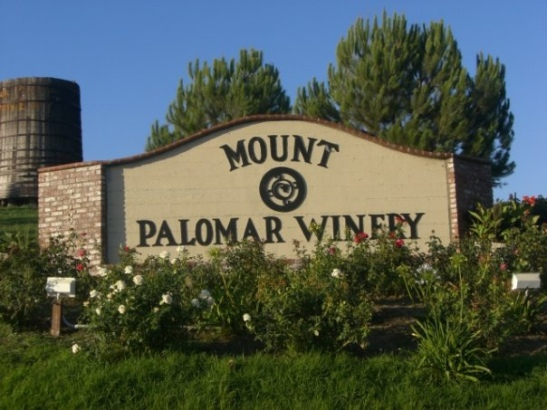 Mount Palomar Winery, Temecula Valley Wine Country (c) Michelle McCue via Flickr