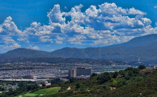 Pechanga taken from Journey Golf Course via Flickr (c) Photoacumen
