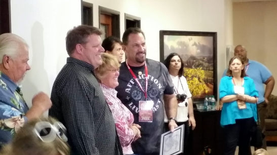 Bar Rescue's Brad Bohannan, in the $1-thousand club for Reality Rally