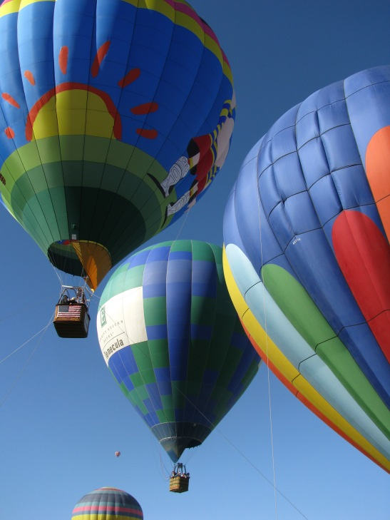 Catch a ride Temecula Valley Balloon and Wine Festival Launch