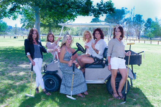 l. Carrie Peltzer, Geraldine Strunsky, Niki Cronin, Marilyn Tipps, Lea Roberts, Heather Vail  (c) Shawna Sarnowski