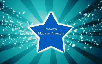 Brooklyn Madison Arreguinstar